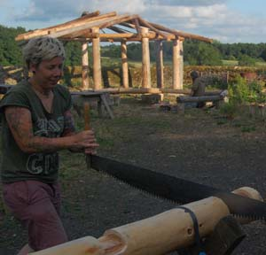 roundhouse building course
