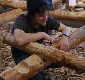 roundwood timber framing course6